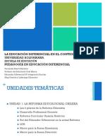 Clase 1 Universidad Bolivariana