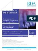 Endodontics in the Modern Era FINAL