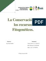 La Conservación de los recursos Fitogenéticos.docx