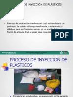 Proceso de Inyeccion de Plasticos