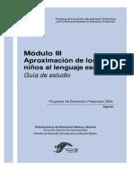 NIÑOS Lenguaje Escrito-preescolar