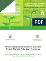 Libro6 Conocimiento Del Medio Educacion Ambiental