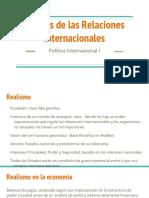 2_Teorías de Las Relaciones Internacionales
