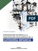 PDF-ravetllat - Aproximación Histórica a La Construcción Sociojurídica de La Categoría Infancia