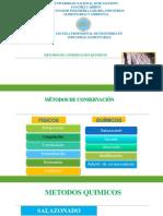 Metodo de Conservacion-quimico