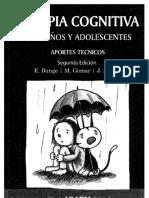Bunge Gomar y Mandil Terapia Cognitiva Con Niños y Adolescentes Aportes Tecnicos