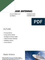Radar Antennas