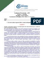 39722 20091125-181103 Ap2 de Logistica rial Gabarito