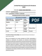Formato Programación Didáctica en Base a Objetivos FS-415