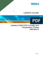 Hmp45ad User Guide