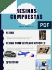 Resinas compuestas (composites)