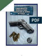 CARTILLA  PARA PRUEBA INSCRIPCIÓN DE ARMAS  DE FUEGO.doc