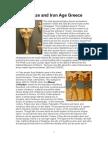 Greece History