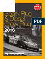 X6 For FORD PROBE SPARK PLUGS NGK 2.5 24v