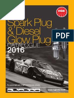 1 x ngk spark plug BKR6E 6962 Caterham 7 K-moteur série