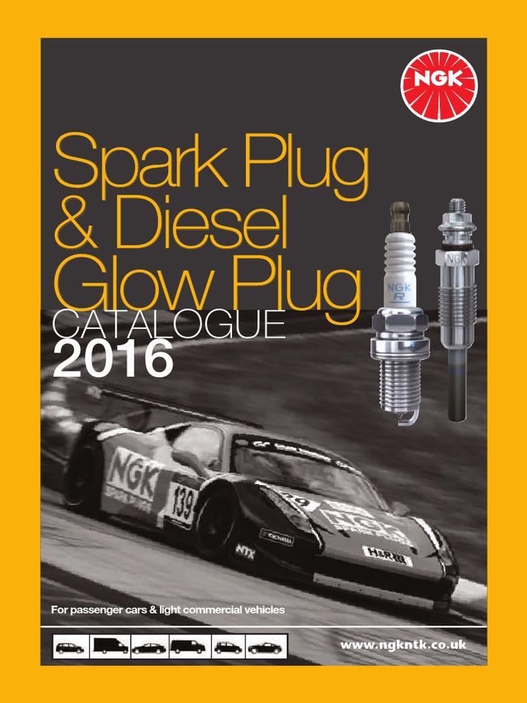 6482 6x NGK Iridium IX Spark Plug CR10EIX
