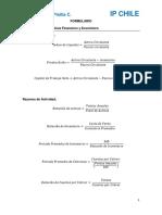 FORMULARIO Análisis Financiero