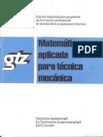 matemàtica aplicada para la mecànica - Solucionario.pdf
