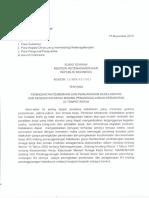 SE M13-2015 peningkatan pengawasan  Penanggulangan Kebakaran.pdf