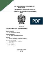 Informe Topo 1