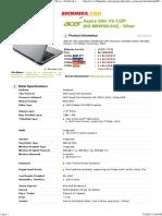 Acer Aspire Slim