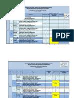 Calendario de Supervisión de Prácticas