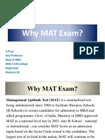 MAT Exam