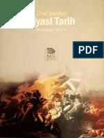 Oral Sander - Siyasi Tarih 1.Cilt İlk Çağlardan 1918e
