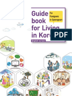 Guide Book for Living in Korea (South Gyeongsang Province)