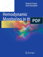 Hemodynamic monitoring in ICU