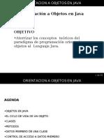4 Java Orientacion Objetos