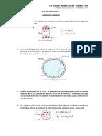 Guía de Ejercicios N°1 hormigon