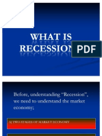 17782541 Ppt on Recession Virag Shah