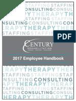 employee handbook - redesign 8417