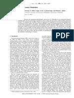 Ab Initio Molecular Dynamics Simulations