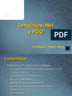 Leng NET y POO
