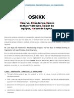 Metodología OSKKK Para Realizar Mejora Continua en una Organización.pdf