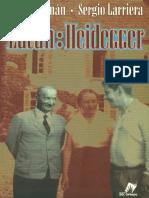 Aleman y Larriera, Lacan. Heidegger