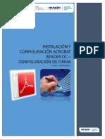 5. Instalación y Configuración Adobe Acrobat Reader DC - Configuración de Firma (1)