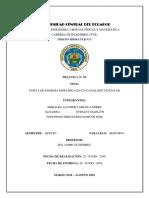 INFORME CURVA ENERGIA ESPECIFICA