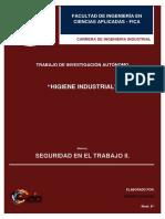 Avance-Proyecto Higiene Industrial