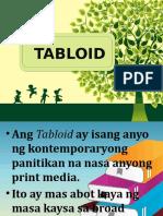 Tabloid Filipino