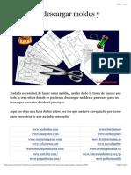 Sitios para descargar moldes y patrones.pdf
