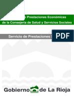 Catalogo de Prestaciones Economicas