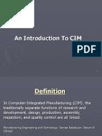 CIM-_Lec9