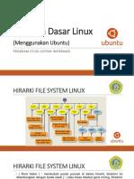 Slide Pertemuan 8 Sistem Operasi