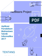 Aplikasi Sederhana dengan NetBeans