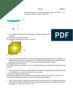 Tarea de Ley de Gauss