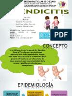 Apendicitis - g6 - Cx Pediatrica PDF