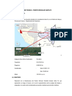 Informe Tecnico - Modelo